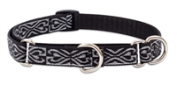 "Retired Lupine Silverado 14-20"" Martingale Training Collar - Medium Dog"