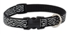 "Retired Lupine Silverado 9-14"" Adjustable Collar - Medium Dog"