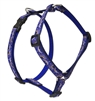 "Retired Lupine Starry Night 14-24"" Roman Harness - Medium Dog"