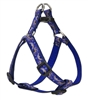 "Retired Lupine Starry Night 20-30"" Step-in Harness - Medium Dog"