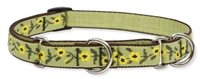 "Retired Lupine Suzie Q 10-14"" Combo/Martingale Training Collar - Medium Dog"