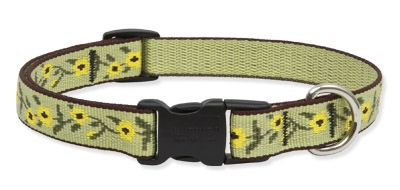 "Suzie Q 15-25"" Adjustable Collar-Medium Dog"
