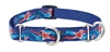 "Retired LupinePet Super Star! 10-14"" Martingale Training Collar - Medium Dog"