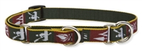 "Retired Lupine 3/4"" Trail Mix 10-14"" Martingale Training Collar"