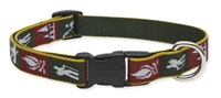 "Retired Lupine 3/4"" Trail Mix 9-14"" Adjustable Collar"