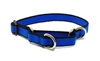 "Retired LupinePet TLS Blue 10-14"" Martingale Training Collar - Medium Dog"