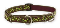 "Retired Lupine 3/4"" Vintage 10-14"" Martingale Training Collar"