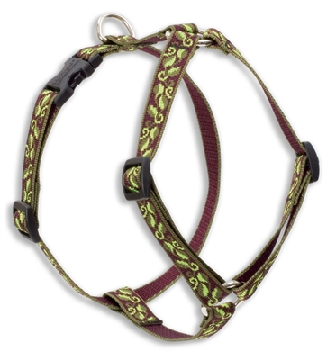 "Retired Lupine Vintage 14-24"" Roman Harness - Medium Dog"