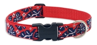 "Retired Lupine 1"" Wave Hound 25-31"" Adjustable Collar"