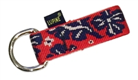 "Retired Lupine 1"" Wave Hound Collar Buddy"