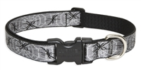"Retired Lupine 1"" Web Master 16-28"" Adjustable Collar"