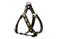 "Retired Lupine Woofstock 20-30"" Step-in Harness - Medium Dog"