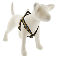 "Retired Lupine Woofstock 24-38"" Step-in Harness - Large Dog"