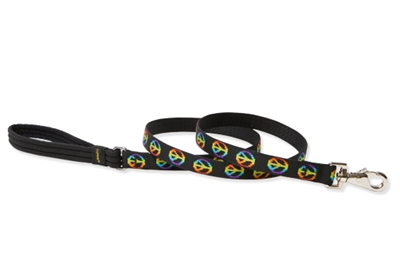 Woofstock 4' Padded Handle Leash Medium Dog