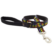 "Lupine 1"" Woofstock 6' Long Padded Handle Leash Ships in May 2021"