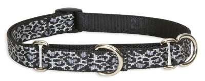 "Retired Lupine 3/4"" Wild Thing 10-14"" Martingale Training Collar"