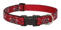 "Retired Lupine 1"" Wild West 16-28"" Adjustable Collar"