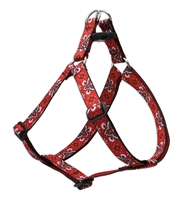 "Retired Lupine 1"" Wild West 24-38"" Step-in Harness"