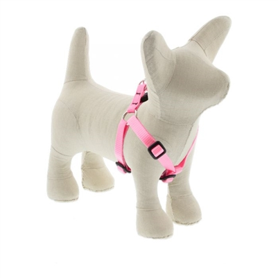"Lupine 1/2"" Pink 12-18"" Step-in Harness"