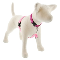 "Lupine 3/4"" Pink 16-26"" No-Pull Harness"