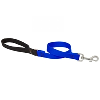 "Lupine 3/4"" Blue 2' Traffic Lead"