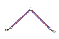 "Retired Lupine Spring Fling 12"" Coupler for Small Dogs"