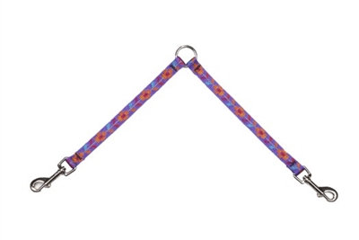 "Retired Lupine Spring Fling 9"" Coupler for Small Dogs"