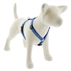 "Lupine 3/4"" Sea Glass 14-24"" Roman Harness"