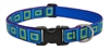 "LupinePet Originals 1"" Sea Glass 16-28"" Adjustable Collar for Medium and Larger Dogs"