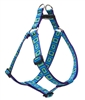 "LupinePet 1"" Sea Glass 19-28"" Step-in Harness"