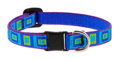"Lupine 1/2"" Sea Glass Cat Safety Collar"