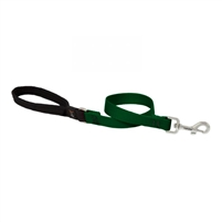 "Lupine Solid 3/4"" Green 2' Traffic Lead"