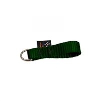 "Lupine Solid 1/2"" Green Collar Buddy"