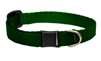 Lupine Solid Green Cat Safety Collar