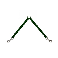 "Lupine Solid Green 18"" Coupler for Small Dogs"