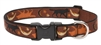 "Lupine Originals 1"" Shadow Hunter 12-20"" Adjustable Collar for Medium and Larger Dogs"