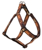 "LupinePet 1"" Shadow Hunter 19-28"" Step-in Harness"