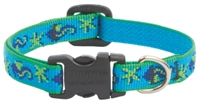 "Retired Lupine 1/2"" Sea Ponies 6-9"" Adjustable Collar"