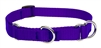 "Lupine 3/4"" Purple 10-14"" Martingale Training Collar"