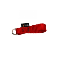 "Lupine 1/2"" Red Collar Buddy"