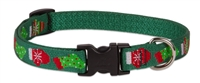 "LupinePet 3/4"" Stocking Stuffer 9-14"" Adjustable Collar - Medium Dog"