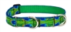 "Lupine 1"" Tail Feathers 15-22"" Martingale Training Collar"