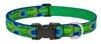 "LupinePet Originals 1"" Tail Feathers 16-28"" Adjustable Collar for Medium and Larger Dogs"