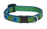 "Lupine 1/2"" Tail Feathers Cat Safety Collar"