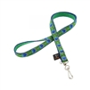 "Lupine 1/2"" Tail Feathers Lanyard"