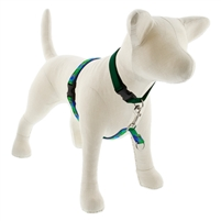 "Lupine Tail Feathers 16-26"" No-Pull Harness - Medium Dog"