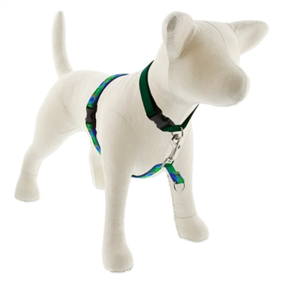 "LupinePet Tail Feathers 16-26"" No-Pull Harness - Medium Dog"