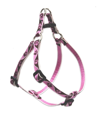 "Lupine 1/2"" Tickled Pink 10-13"" Step-in Harness"