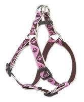 "Lupine 3/4"" Tickled Pink 15-21"" Step-in Harness"