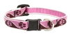 Lupine Tickled Pink Safety Cat Collar